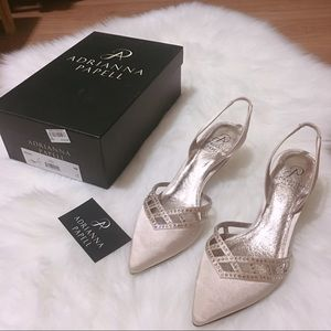 Adriana papell shoes size 7